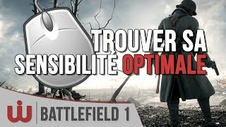 Choisir sa Sensibilité Souris & Joystick - Battlefield 1
