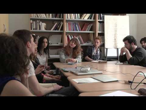 Atelier des doctorants / Recherche dans les Arts