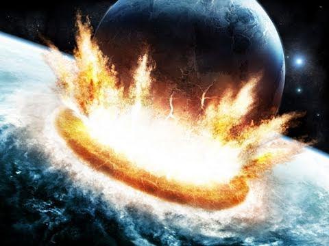 Kometeneinschlag 2021