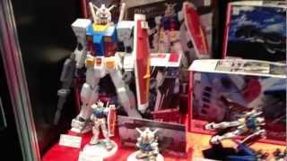 hobbymedia.it - Bandai Gundam Tokyo Hobby Show 2012