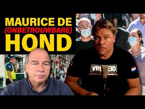 MAURICE DE (ONBETROUWBARE) HOND - DE JENSEN SHOW #207