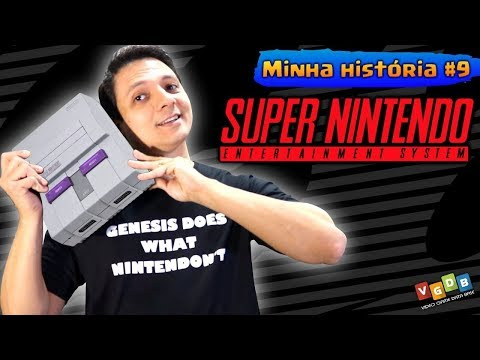 Minha História com o Super Nintendo - MH#09