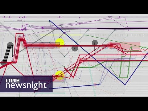Forensic Architecture: where art meets activism - BBC Newsnight