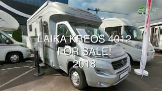 Video Motorhome Laika Kreos 4012, year 2018, 0 km, FOR SALE download MP3, 3GP, MP4, WEBM, AVI, FLV Agustus 2018