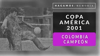 La Copa América que Colombia ganó en medio de la guerra | Hagamos Memoria | El Espectador