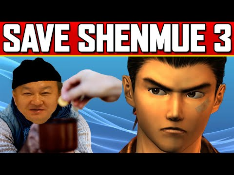 Shenmue 3 Kickstarter WARNING: Sony Planning More Crowdfunded Games