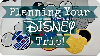 The Disney World Planning Process  Tips, Tricks, and a Basic Trip Planning Timeline