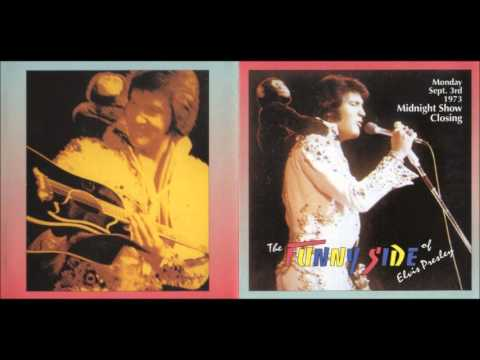 Elvis Presley: The Funny Side Of...: September 3rd 1973 Full Closing Show Las Vegas