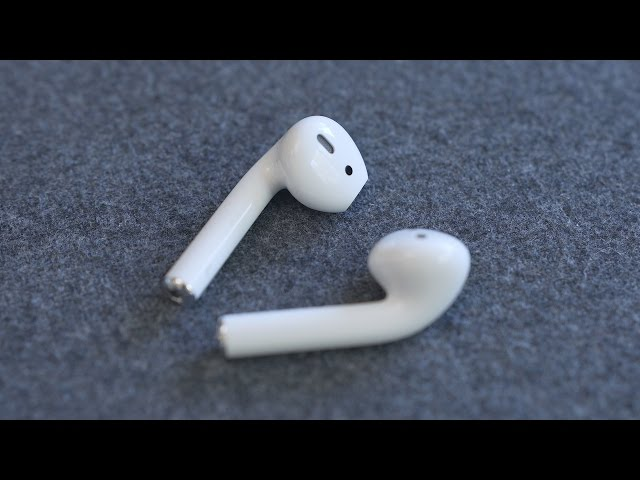 Hands-On with Apple's AirPods!