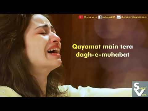 Best Of Rahat Fateh Ali Khan | Best Sad Song | Rabwa Kismat Ma Rona Kiu Likha | Kaysa Ya Maraz Hai