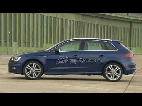 Audi A3 Sportback g-tron - YouTube