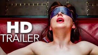 FIFTY SHADES OF GREY Trailer Deutsch German 2015 (HD)