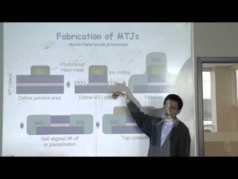 Spin Polarized Transport - Guo Xing Miao - USEQIP 2011