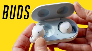 Galaxy Buds review: everything but the basics