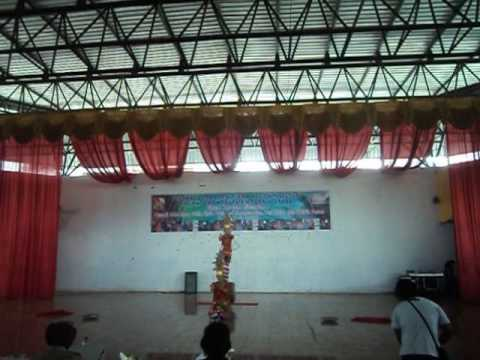 pa'gellu, SMA kristen Rantepao