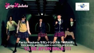 Party Rockets GT - MIRAIE
