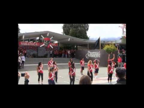 Saratoga High School Grad Night Video 2013