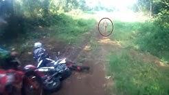 Mysteriöse Erscheinung erschreckt Biker