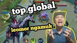 TOP GLOBAL LEOMOR MENGAMUK