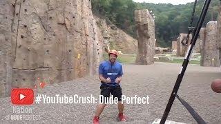 Dude Perfect - Ben&#39s #YouTubeCrush