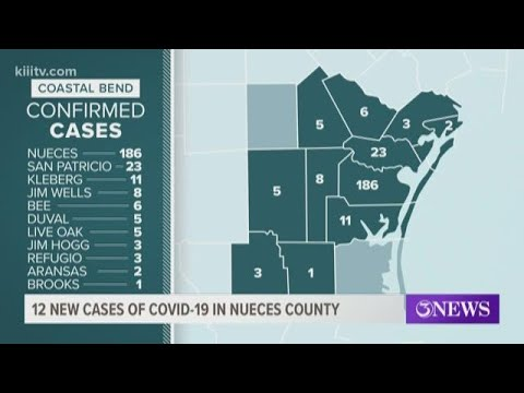 12 more die as COVID-19 hospitalizations, cases rise in Nueces ...
