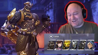 Doomfist is going t๐ be a tank in Overwatch 2...