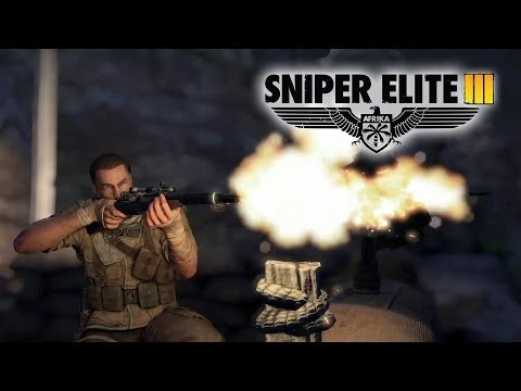 Headshots and Nutshots Return - Sniper Elite III