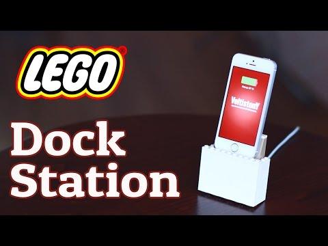 How to Lego Лайфхак Док Станция / Lego Lifehack Dock Station Iphone 6s смотреть в хорошем качестве