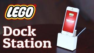 [How to] Lego Лайфхак Док Станция / Lego Lifehack Dock Station Iphone 6s