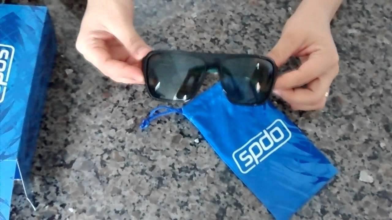 3344d4598 Óculos de sol Speedo (Unboxing #09) - YouTube