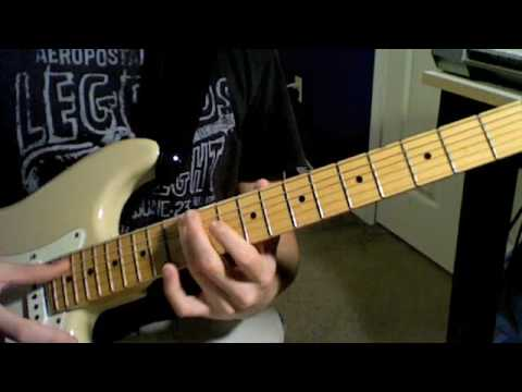 Dani California Red Hot Chili Peppers Intermediate Guitar Lesson Learn How to Play Free