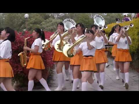 Kyoto Tachibana Senior High School Band  Japanese