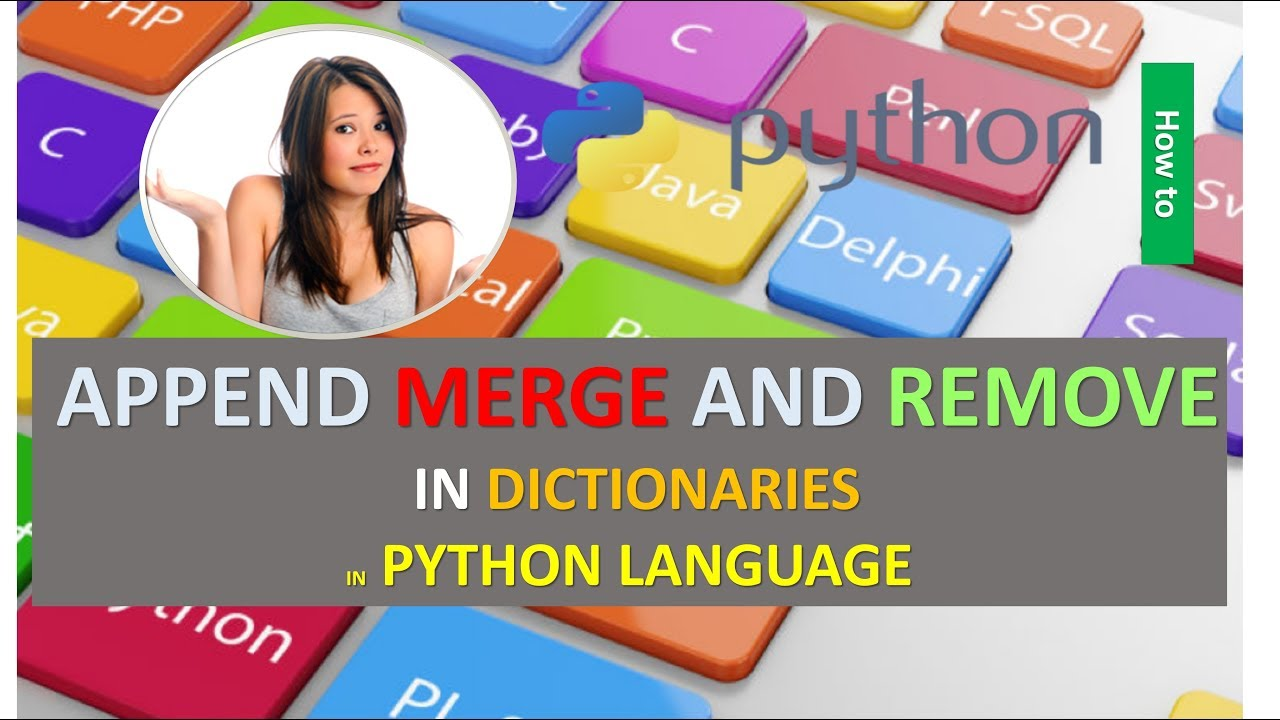 append in dictionary python