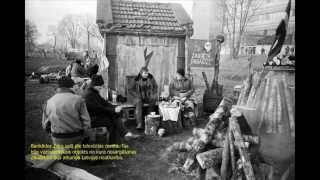 Barikādes Rīgā. Latvijas vēsture -1991.