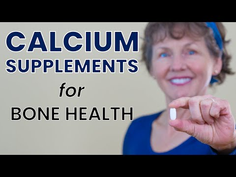 Should You Use Calcium Supplements For Osteoporosis?
