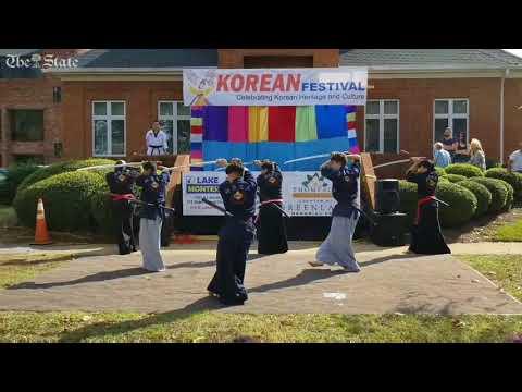 Korean Festival:  Taekwondo Demonstration