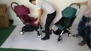 YOYA Premium - Улучшенная модель популярной коляски!(, 2017-07-04T09:49:32.000Z)