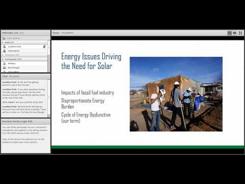 Challenges and Potential of Solar PV on Tribal Lands