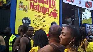 Notting Hill Carnival 2012 ~ UK Chocolate Nation ~ Palance! [PIC_0166.MOV]