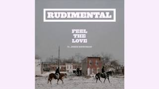 Rudimental feat. John Newman - Feel The Love (Bass)