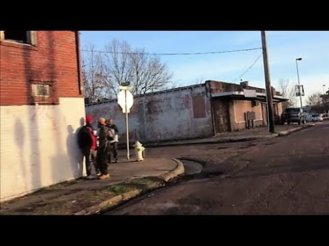 DOWNTOWN / HOODS OF JACKSON MISSISSIPPI