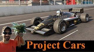 Project Cars - Historic TGA Evo 2 racing