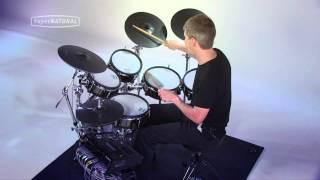 Roland TD-30KV Artist Impressions — Chad Wackerman