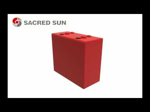 Sacred Sun high temperature battery