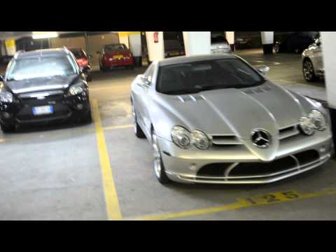 SuperCars in parking Cannes
