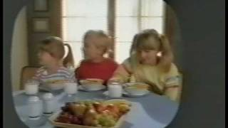 Wacky Mac Macaroni And Cheese Retro Ad