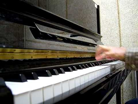 Acoustic Cafe - Last Carnival piano solo