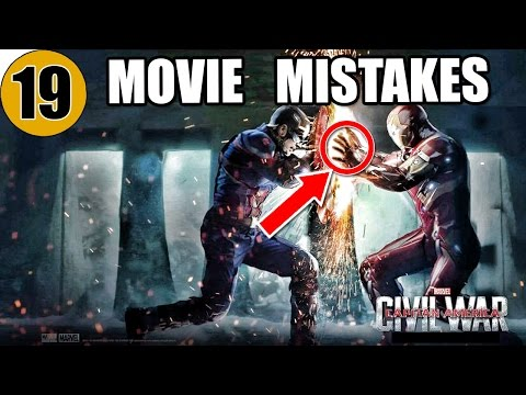 19 Mistakes of CAPTAIN AMERICA: CIVIL WAR You Didn