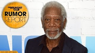 Morgan Freeman Is Accused Of Sexual Harassment