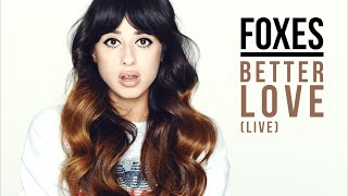 Foxes - Better Love (Live in Hamburg @ H&M) [HD]